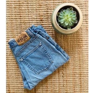 Vtg Gap Blue Jeans - Mom Jeans